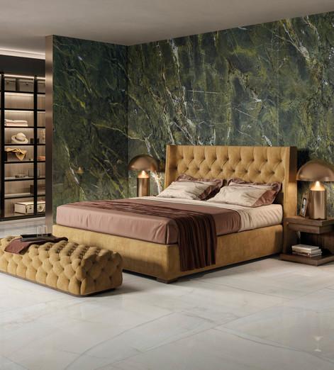 Perla Verde Persia Italian Marble Tile