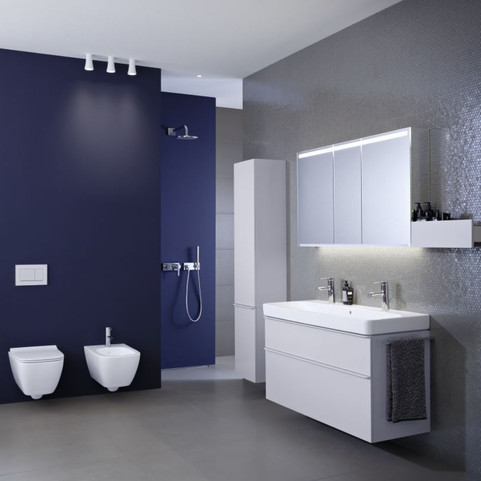 Geberit Smyle Square Wall Hung Toilet
