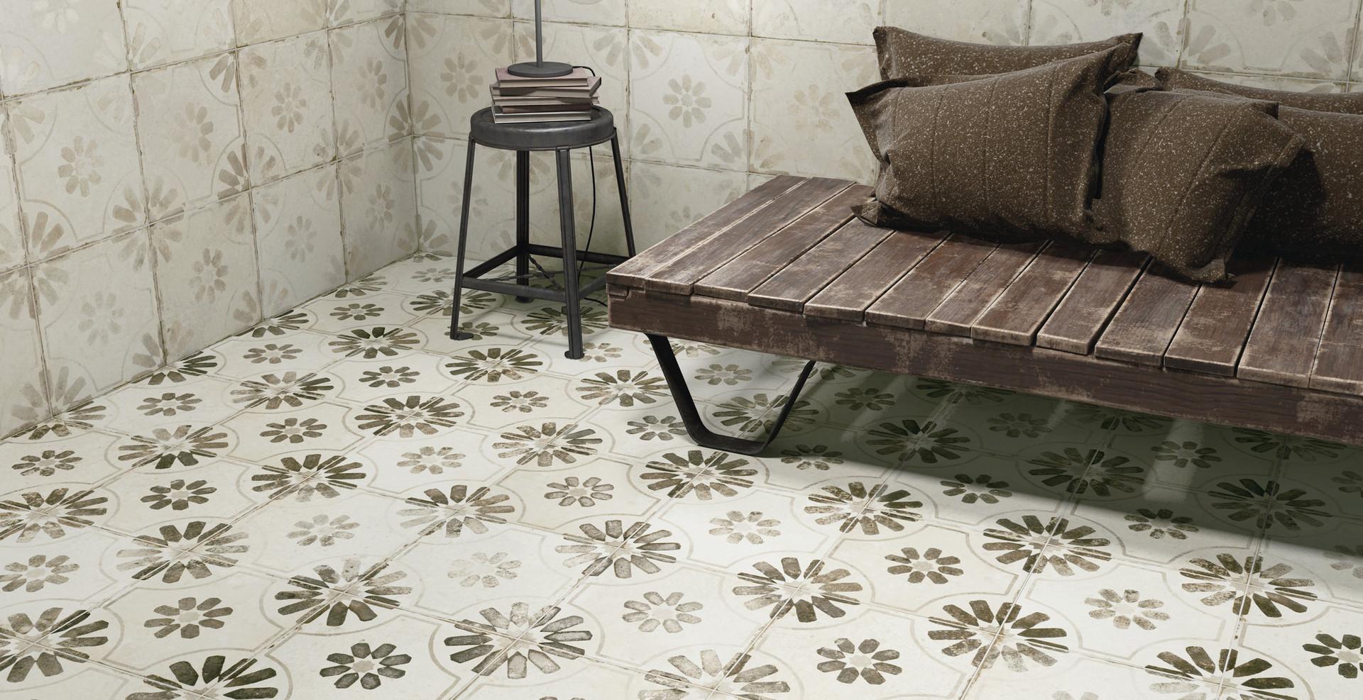 FS Blume Encaustic Tiles