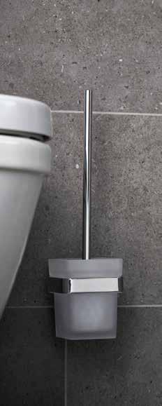 Miami Toilet Brush Set