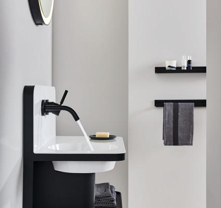 Alape Steel Bathroom Washbasin