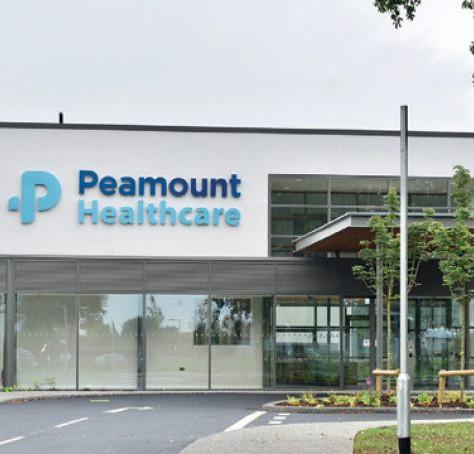 Peamount Hospital