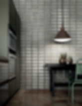 Diesel Living Meta  Perf  Flamed Tiles