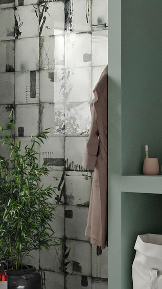 Freehand Decorative Tiles