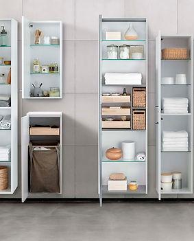 Luna Storage Cabinets