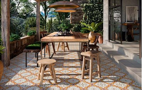 Elda Natural VT2 Outdoor Tiles