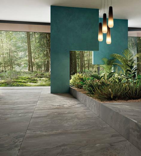 Liquid Stone Mud Floor Tiles