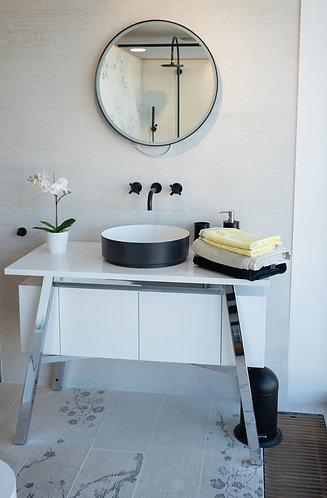 Cape Cod Bathroom Vanity & Basin