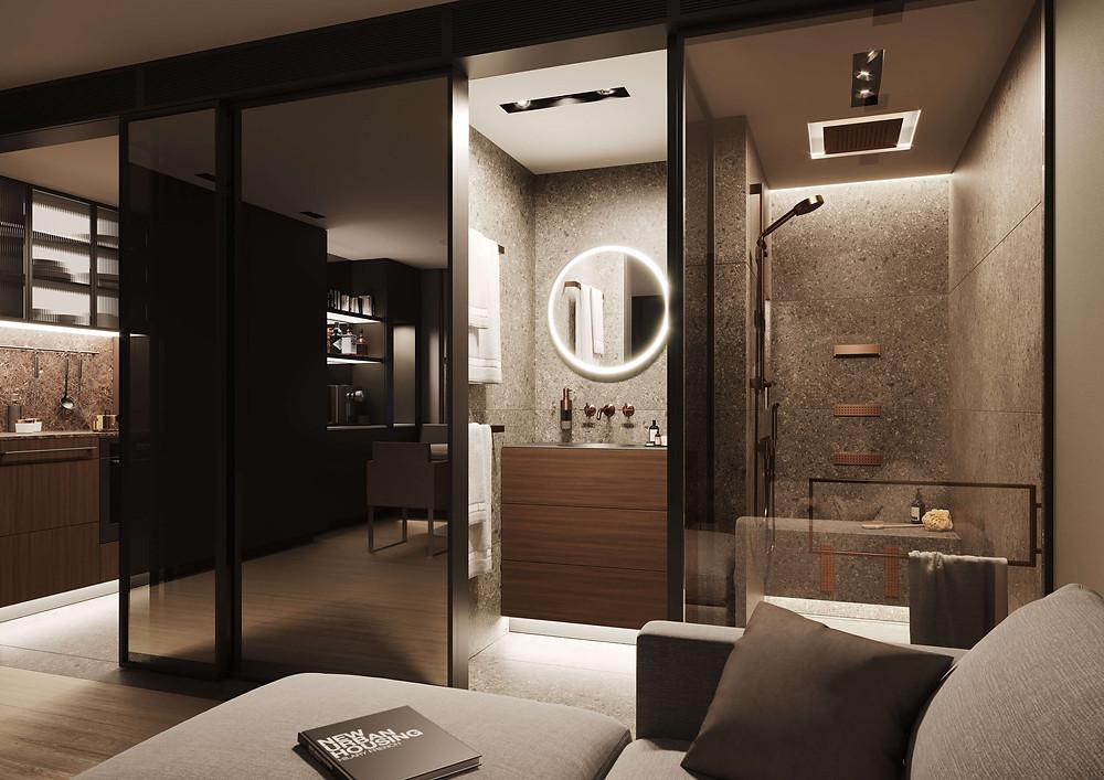 Bathroom Spa
