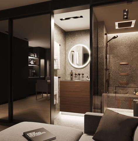 Small Size Premium Spa Apartment