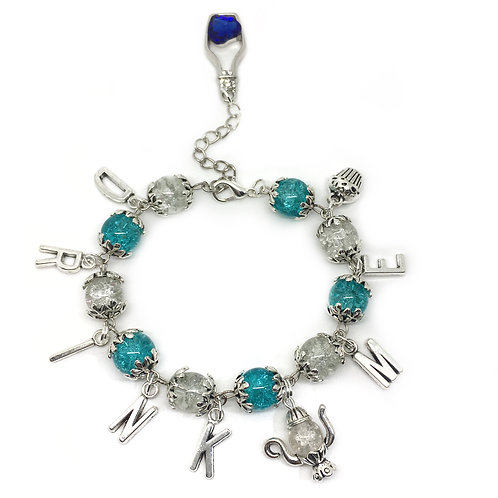 Drink Me Alice In Wonderland Bottle Bracelet
