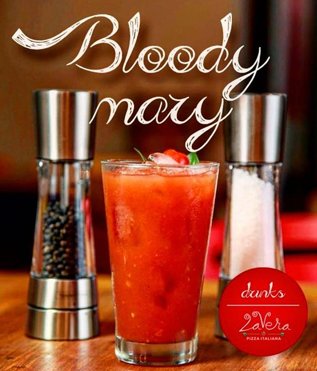 Bloody Mary Gustarosso