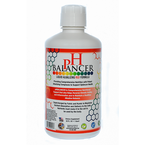 pH Balancer Alkalizing Formula
