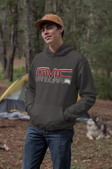 GMC Vandura pullover hood