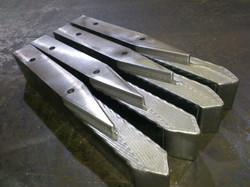 Laser Cladding - Tungsten Carbide
