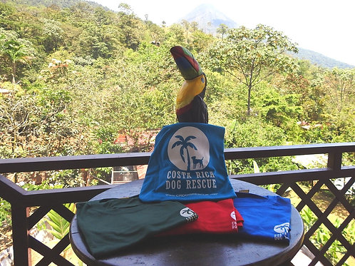Costa Rica Dog Rescue T-Shirt
