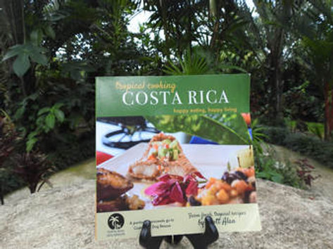 Costa Rica Tropical Cook Book