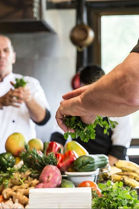 3-Course Tropical Gourmet              HANDS ON Cooking Class