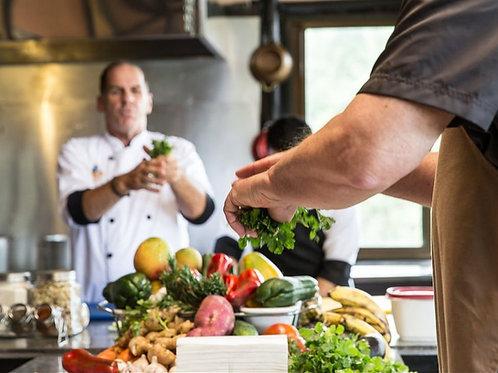Clases de Cocina Tradicional Costarricense
