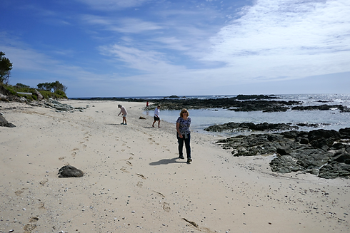s-Kaingaroa_Cathy-on-beach.png