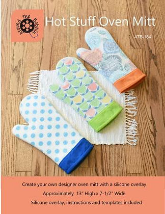 Hot Stuff Silicone Oven Mitt