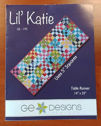 Lil' Katie pattern