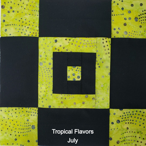 Tropical Flavors - July