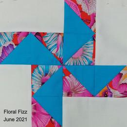 Floral Fizz June 2021