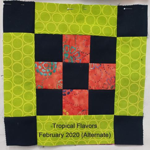 Tropical Flavors - February 2020 (Alternate)