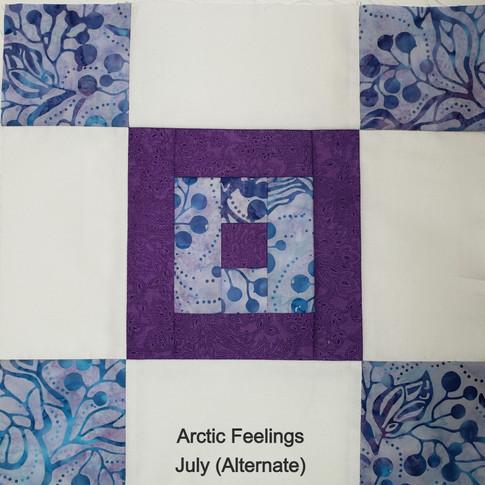 Arctic Feelings - July (Alternate)