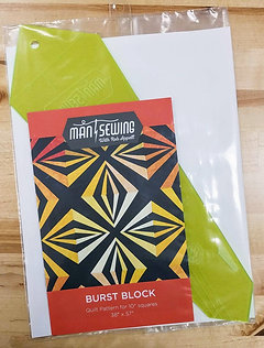 Burst Block With Template