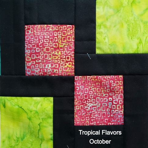 Tropical Flavors - October
