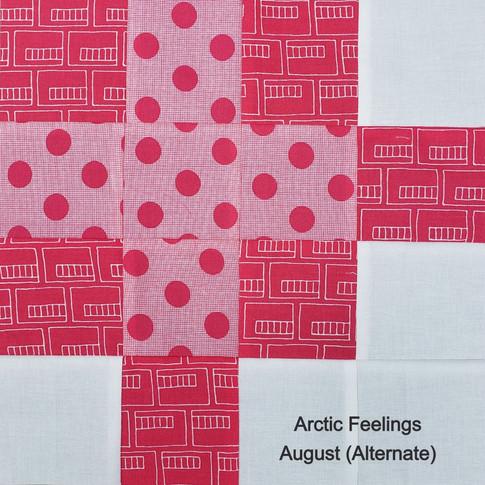 Arctic Feelings - August (Alternate)