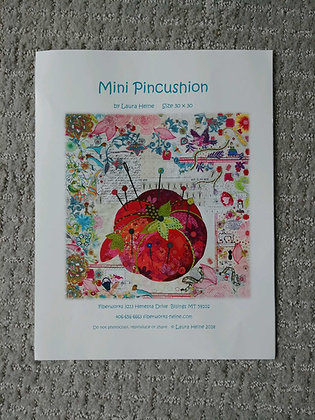 Mini Pincusion Collage pattern