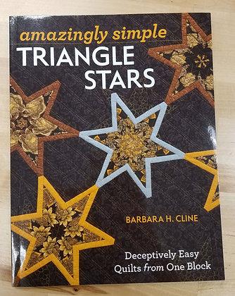 Amazingly Simply Triangle Stars