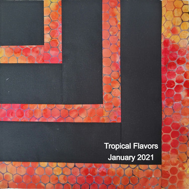 Tropical Flavors - January 2021