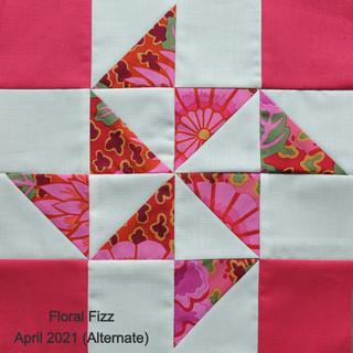 Floral Fizz April 2021 (Alternate)