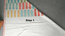Storing Finished Quilts