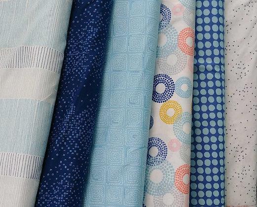 Zen Chic Breeze Fabric Bundle