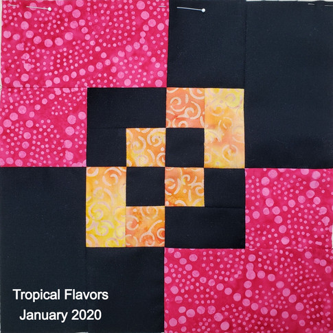 Tropical Flavors - January 2020