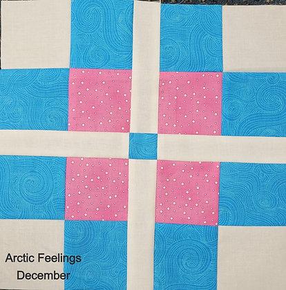 December Second Saturday - Choose: Arctic Feelings or Tropical Flavors