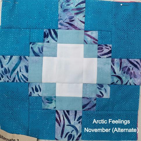 Arctic Feelings - November (Alternate)