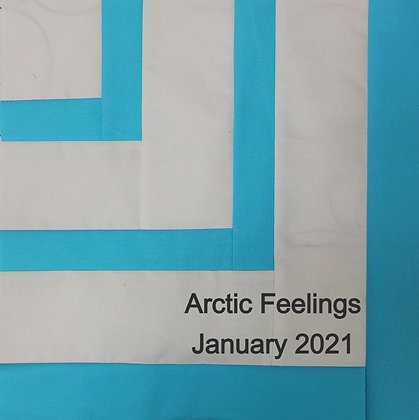 January 2021 Second Saturday - Choose: Arctic Feelings or Tropical Flavors