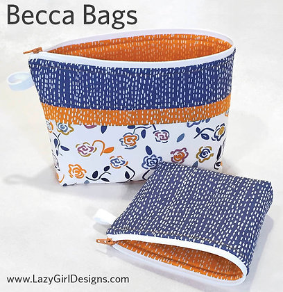 Becca Bag - April 29