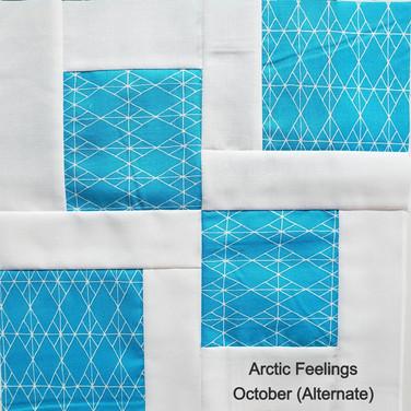 Arctic Feelings - October (Alternate)