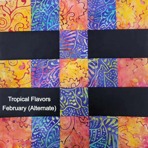 Tropical Flavors - February 2021 (Alternate)