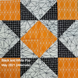 Black and White Pop May 2021