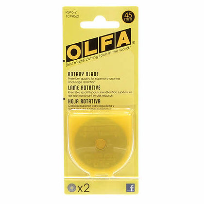 Olfa 45mm Replacement Blades