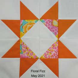 Floral Fizz May 2021