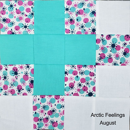 August Second Saturday - Choose: Arctic Feelings or Tropical Flavors